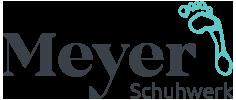 Meyer Schuhwerk | Schuhmacher-Meisterbetrieb Logo